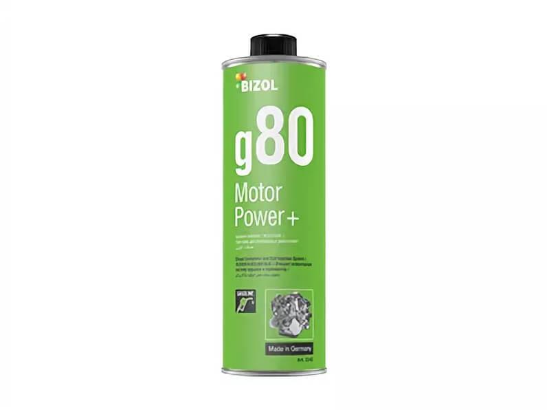 BIZOL Motor Power+ g80