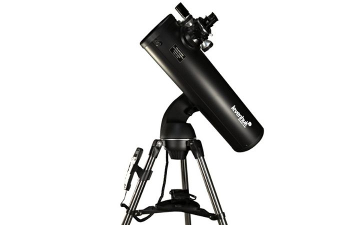 современные телескопы