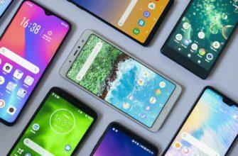 5 лучших смартфонов до 10000 рублей