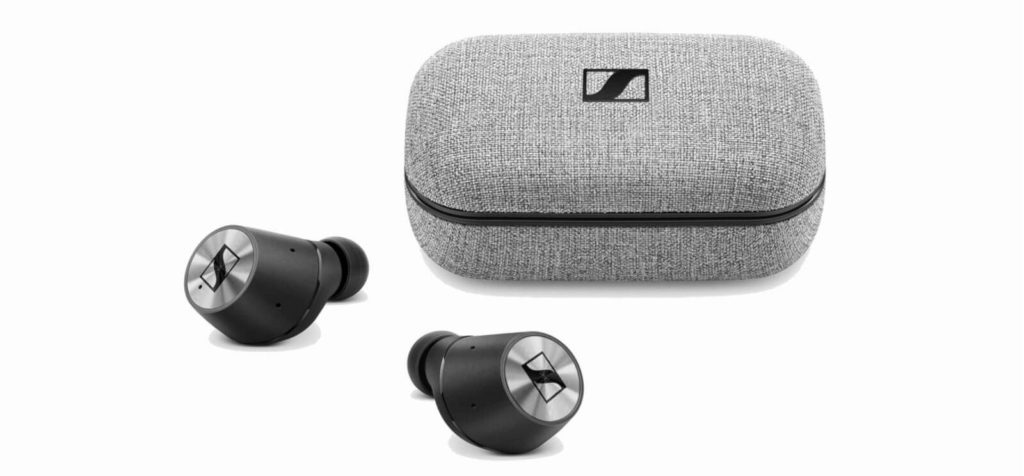 Bluetooth Sennheiser Momentum True Wireless Black (M3IETW)
