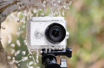 Рейтинг ТОП 5 лучших экшн-камер