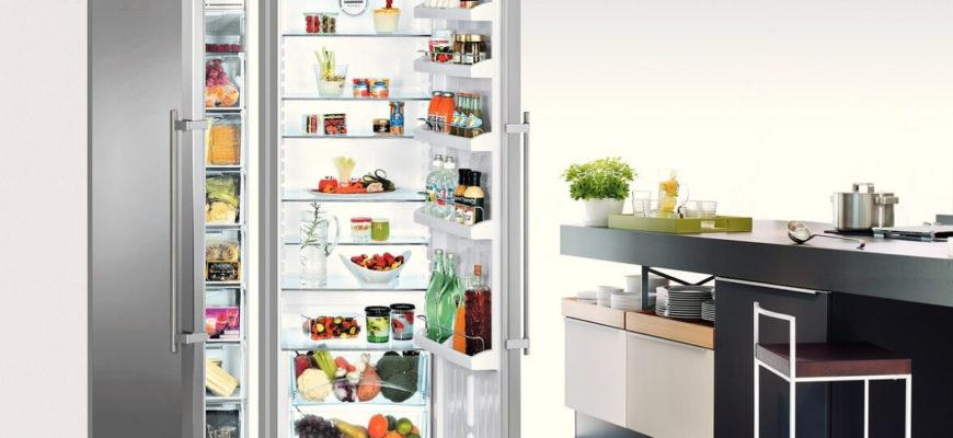 ТОП 5 лучших холодильников