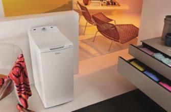 ТОП 5 лучших стиральных машин с вертикальной загрузкой