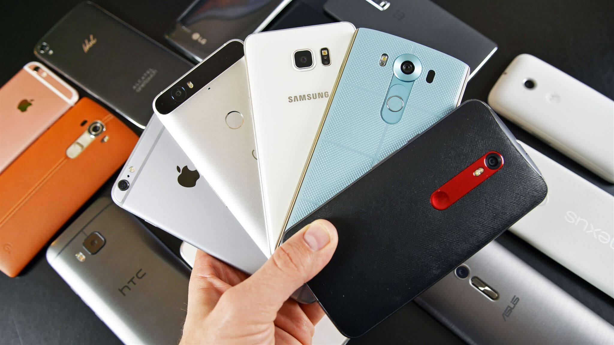 ТОП-5 смартфонов до 15 000