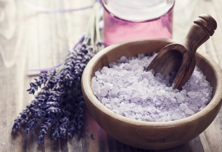 ТОП-5 солей для ванны