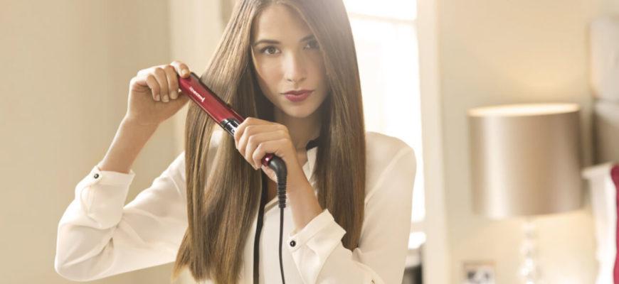 ТОП-5 выпрямителей для волос