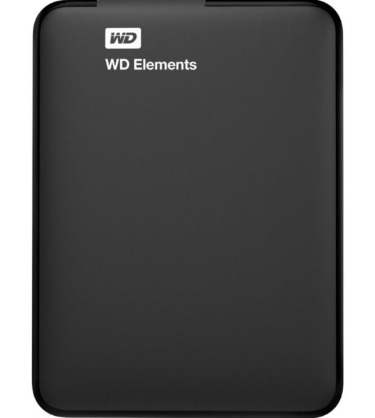 WD Elements Portable [WDBUZG5000ABK]