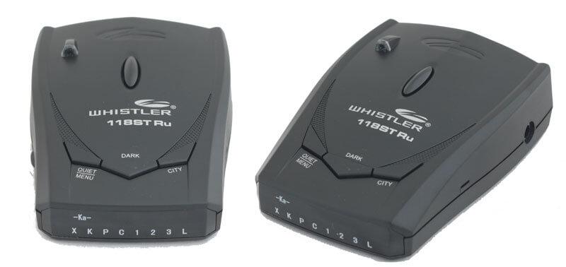 Whistler WH-118ST