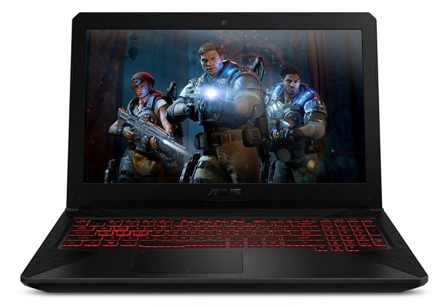 ASUS Gaming FX504GM-E4372T