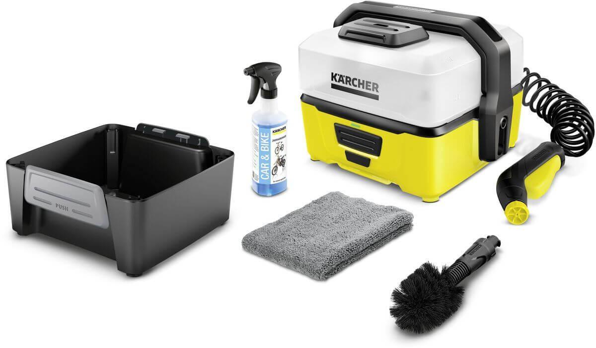 Karcher Mobile Outdoor Cleaner OC 3