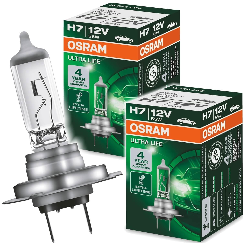 Osram Ultra Life H7