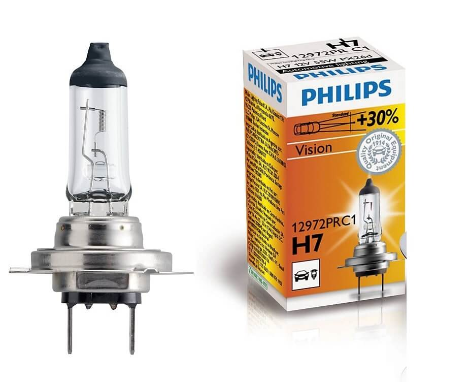 Philips Vision H7