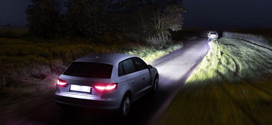 Рейтинг ТОП 5 лучших автомобильных ламп