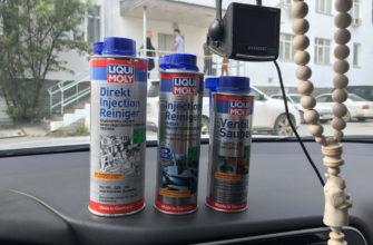 Рейтинг ТОП 5 лучших очистителей инжектора