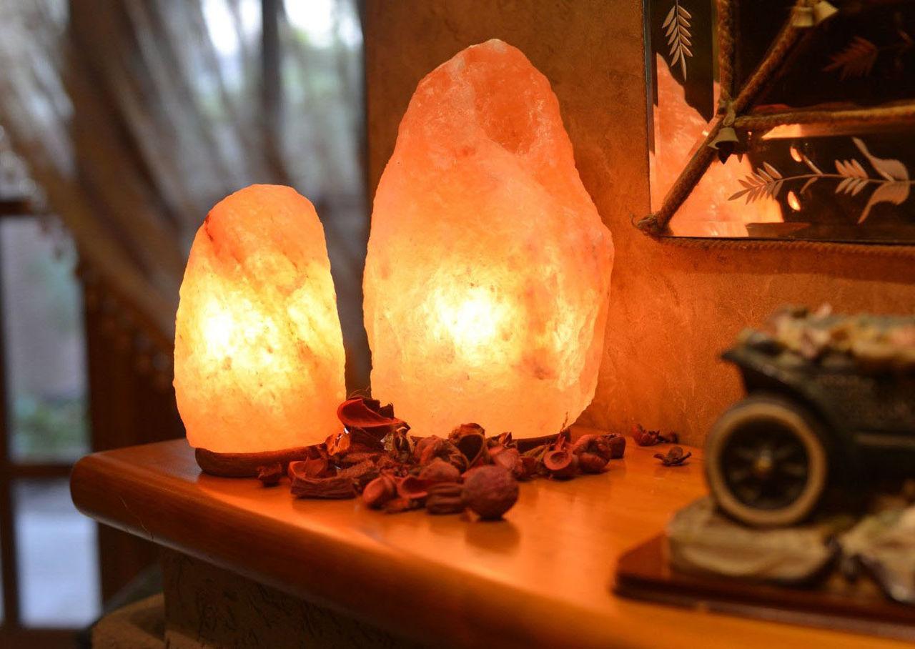 Рейтинг ТОП 5 лучших солевых ламп