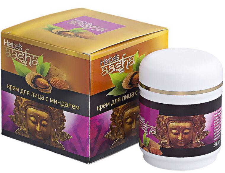 Aasha Herbals с миндалем