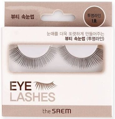 The Saem Eyelash Clear Line