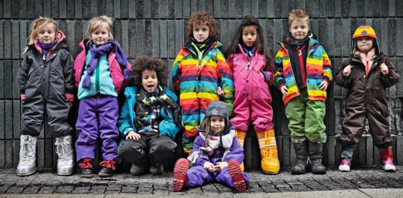 Рейтинг популярных брендов зимней детской одежды
